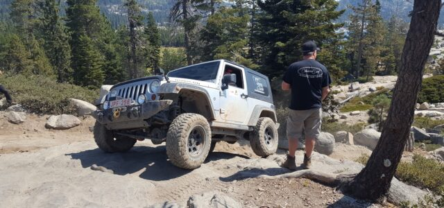 """Book Review: """"Surviving the Rubicon Trail"""""""