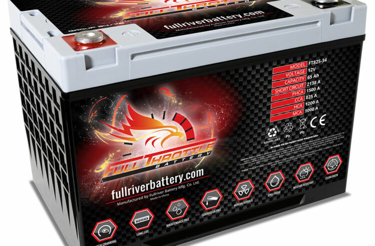 Can A Car Battery Be Sexy? Maybe…