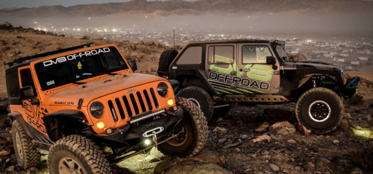News!  DV8 Joins Keystone Automotive's Off-Road Category
