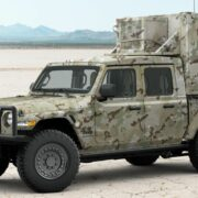 News! Jeep Gladiator Goes to War (Maybe?)