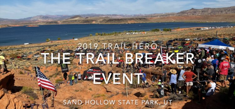 [pics & vid] The 2019 Trail Breaker at Trail Hero!
