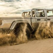 2020 Jeep Gladiator Mojave Introduces Desert Rated Jeeps