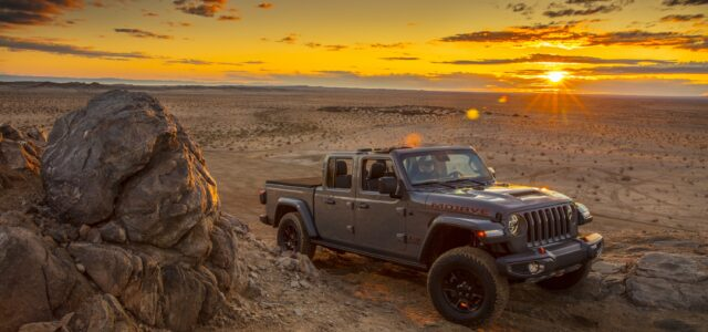 Jeep Gladiator Awarded One of 10 Best Car Interiors
