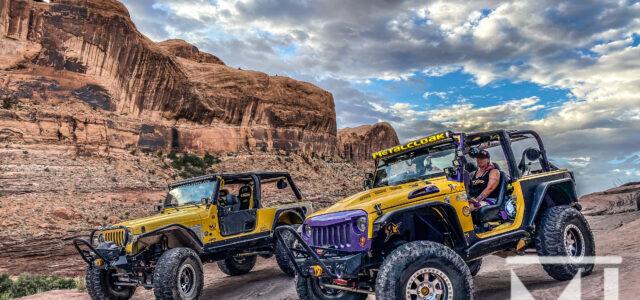 [pics] The Moab Rim Trail, Moab, Utah
