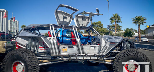 [pics] SEMA – Day Zero Sightings!