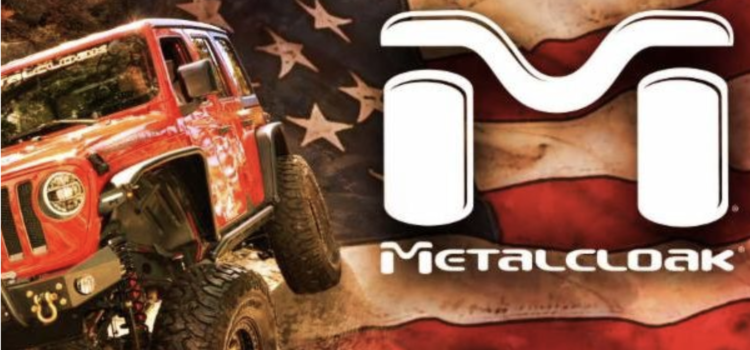 Metalcloak Embraces Veteran's Day to Benefit Wounded Vets