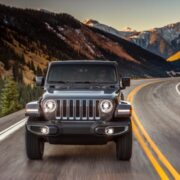"""Jeep """"Death Wobble"""" Lawsuit Filed in California"""