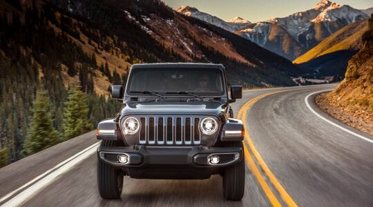 "Jeep ""Death Wobble"" Lawsuit Filed in California"