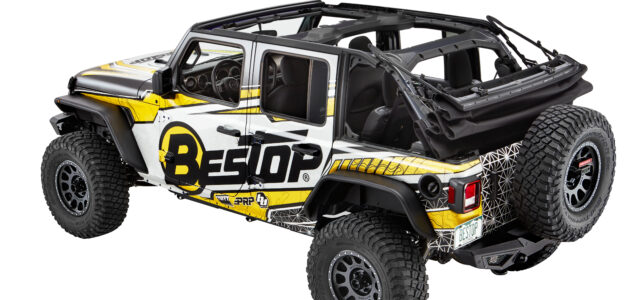 Most Advanced Jeep Soft Top Now Available from Bestop for Jeep Wranglers
