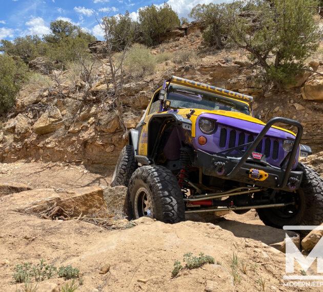 A Little Calamity, A Little Scratch 'N Dent – Montrose Rock Crawling