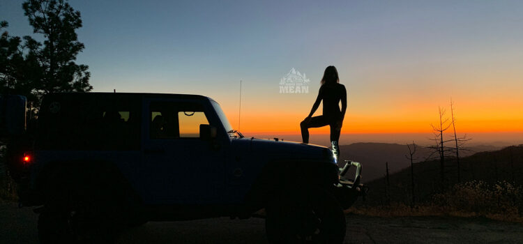 [catie's corner] [pics] Jeeping Through The Sierra Nevada