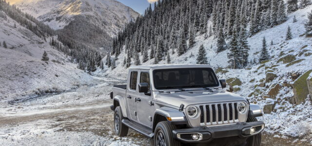 Baby It's Cold Outside and Jeep Has It Covered with North Editions