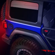 Mopar to Showcase a Jeep Performance Parts (JPP) Limited-edition Vehicle