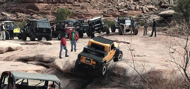 Moab the Mecca, and a ModernJeeper Adventure