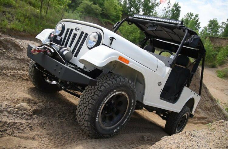 Jeep Look-Alike Looks Too Much Alike — Roxor vs. Jeep