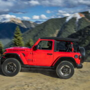 10 Consecutive Years! Jeep Wrangler Earns '4×4/SUV of the Year' SEMA Award