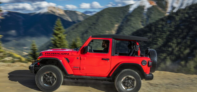 10 Consecutive Years! Jeep Wrangler Earns '4×4/SUV of the Year' SEMA Award