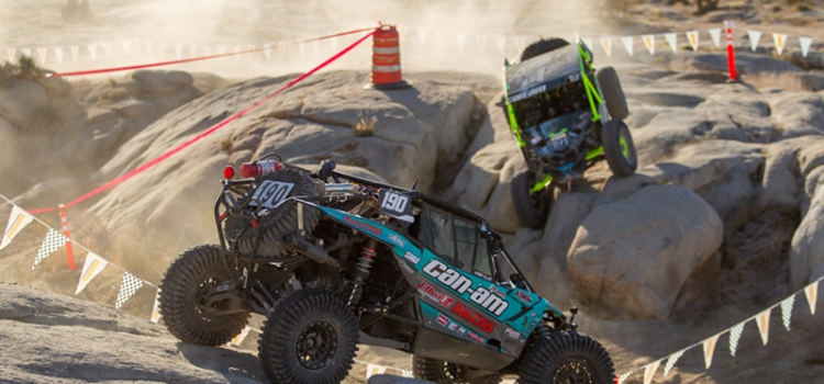 Race Results! Can-Am UTV King of the Hammers Presented by HCR