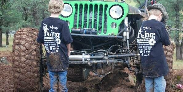 How To 4×4 Indoctrinate Your Kids [pics] – Part 1