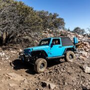 [catie's corner] [pics] Hitting the Jeep Trails at Big Bear!