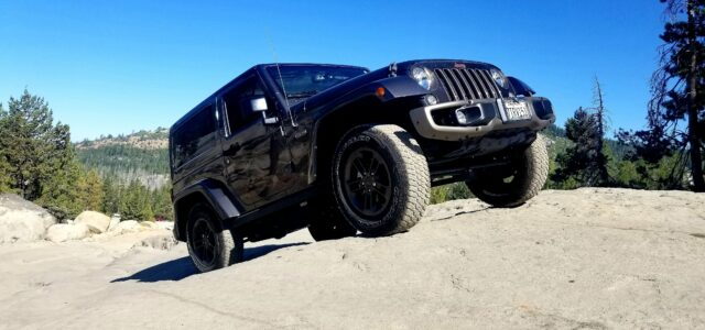 [pics] How to Ensure Your New Year's Jeep Resolutions
