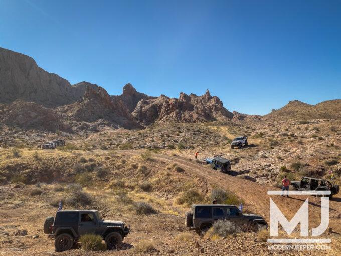 Jeeps at Hump n Bump by Corey Osborne