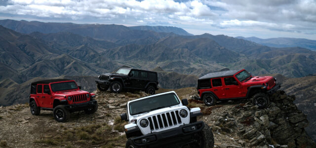 Plug In Hybrid Jeep Wranglers Back in the News