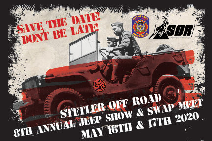 8th Annual Stetler Off Road Jeep Show