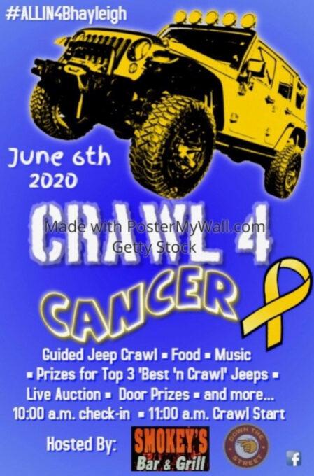 2020 Crawl 4 Cancer @ Smokeys Bar and Grill |  |  |