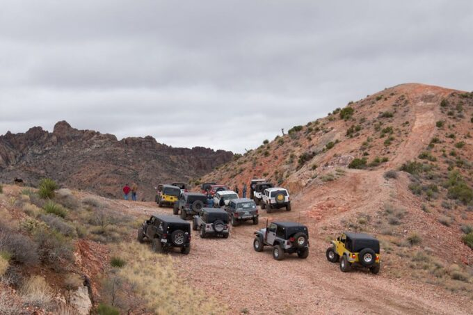 42nd annual Ghost Town Jamboree @ Walapai 4 Wheelers | | |