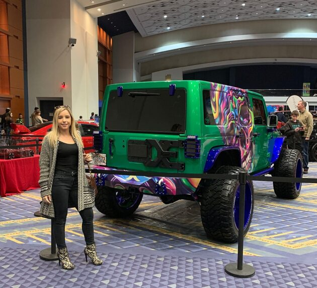 [pics] All About The DC Auto Show! Jeeps and More!