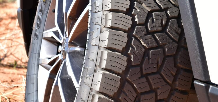 A Look At Toyo's New Open Country A/T III Tires!
