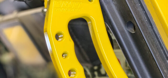 [pics] Let Us Give You a Hand! Installing Grab Handles!