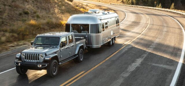 Jeep Gladiator is the Truck of the Year!