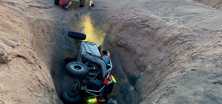 Safety Off-Road Is No Accident!