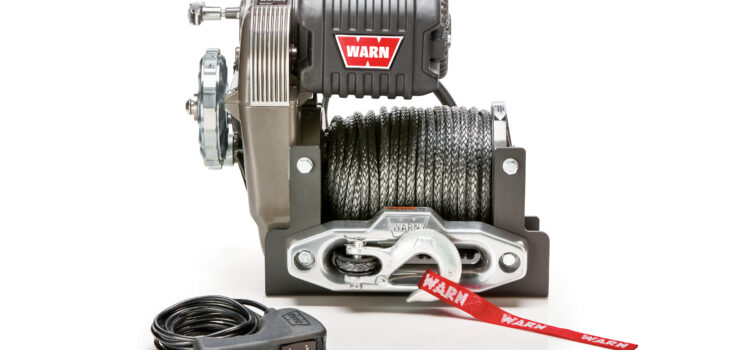 Warn Industries Releases New M8274 & M8274-S 10,000 lb. Capacity Winches!