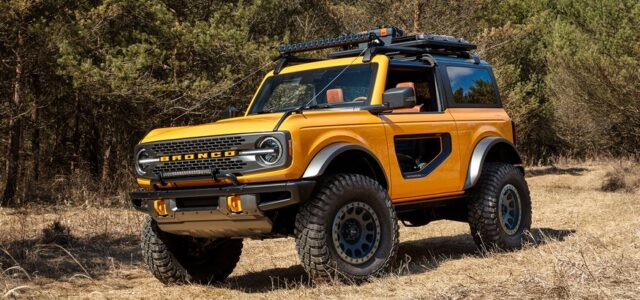 Bronco vs. Jeep – the Battle is On [can Jeep find the Bronco's Achilles heel? We did.]
