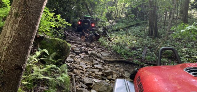 ModernJeeper Destinations: Hell's Canyon, Duff, Tennessee