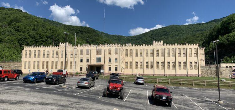 MJ Destinations POI: Brushy Mountain Prison, Petros, TN