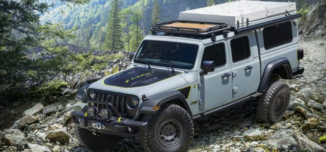 Far Out! Jeep's Concept Gladiator!