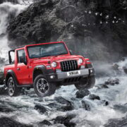 Thar She Blows! The Mahindra Thar That Is…