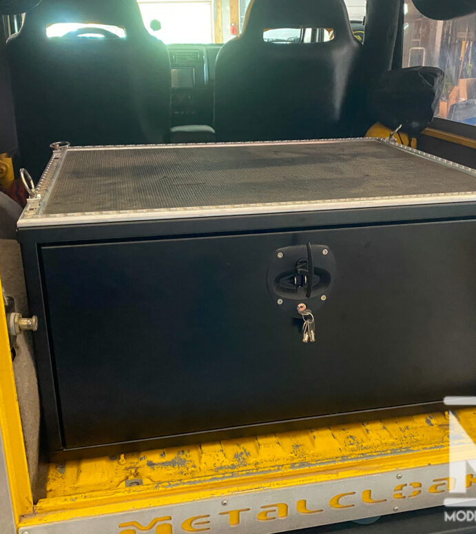 [pics & vid] Mac's JEEP Box Revisited – Not Just For JK's?