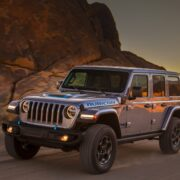 How Will The New Wrangler 4XE Charge On The Trail?