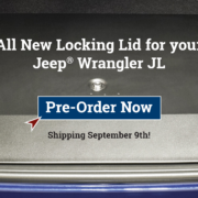 The Cubby Cover: New Secure Storage For The Wrangler JL