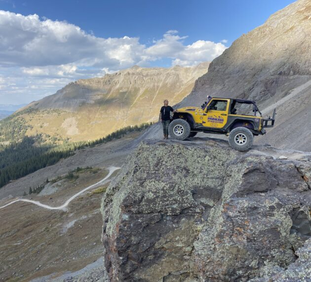 MJ Destinations: San Juan Mountains, Imogene Pass, Colorado