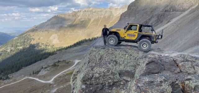 MJ Destinations: San Juan Mountains, Imogene Pass, Colorado