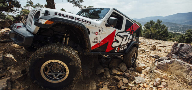 [pics & vid] Adjustable Jeep Suspension Management – Can Technology Help Or Go Too Far?