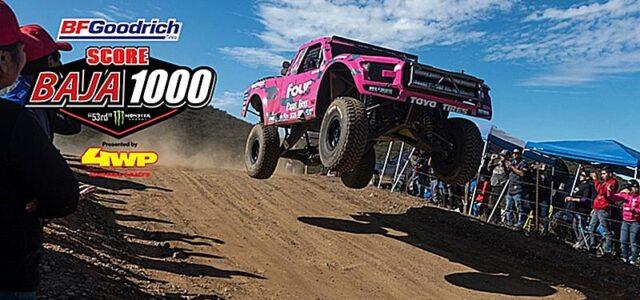 The 53rd Score Baja 1000!