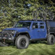 "The Awesome Jeep Gladiator ""Top Dog"" Concept!"