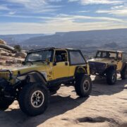 MJ Destinations: Gold Bar Rim – Moab, Utah
